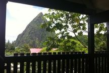 Uncover: St. Lucia / Our Helen of Troy: From the Pitons to Pigeon Island