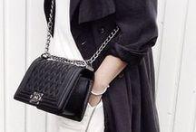 B L A C K & W H I T E / black × white × perfect outfits