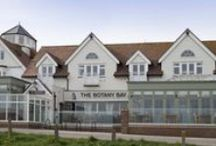 Botany Bay Hotel - Margate UK / Botany Bay Hotel boasts a variety of facilities to make sure of a pleasant and relaxing break by the sea overlooking amongst Britain's most spectacular beaches, Situated on the breathtaking clifftop at Kingsgate whether you are visiting on business or leisure.