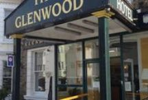 Glenwood Hotel – Margate UK / The Glenwood Hotel is suitably located in the center of Cliftonville, Margate and offer perfect accommodation for the business executive. We are in close proximity to, Canterbury town and Kent Airport at Manston, and from Dover you could take the Channel Tunnel Shuttle to France.