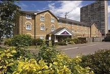 Premier Inn – Margate UK / Premier Inn Margate superbly located across from the seafront and next to Margate Train Station, providing the most appropriate base from which to discover the region.