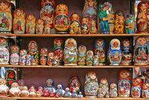 Maatuskat Matryoshka dolls