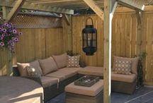 Backyard Ideas/Sheds