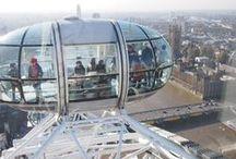 I Love Great Britain / Mes voyages aux UK, à Londres, dans le Yorkshire, etc.