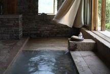 Sublime Bathroom / momma want this bath!