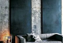 Badass finishes and patinas / The Swanky Abode loves these badass finishes and patinas!