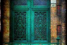 Magnificent Front Doors / beautiful exterior doors