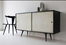 theSwankyAbode.com storage and tables / Past and present midcentury storage and tables from the swanky abode