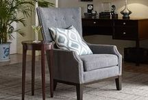 Madison Park Signature Accent Seating / Accent Seating: benches, ottomans, and chairs from Madison Park Signature | olliix.com