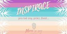 Plníme si sny s Jindrovkou - Motivační projekt :-) / Motivační projekt Plníme si sny je tu pro všechny, kdo chtějí pomoc, motivaci a inspiraci na cestě za sny :-)