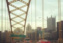 Pittsburgh / by Eileen Collie