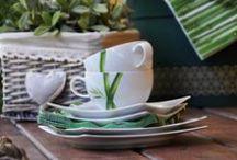 Bambu Koleksiyon / Porland Bambu serisi ile huzur ve ferahlığı sofralara taşıyor...