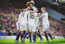 The Blues / Chelsea FC #WKTBFFH