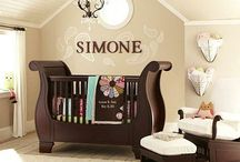 Baby room / Ideas for my future kids rooms. / by Simone Smith Santos