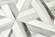 f l o o r i n g / Tile, stone, ceramic, wood, laminate, carpet, patterned flooring, floor patterns, tile installation patterns, floor design and installation ideas.