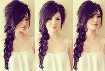 Pretty hair / by Sta'scha Chantia Riley