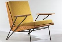 French mid century designers