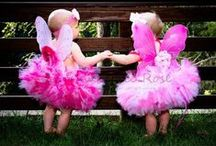 Children love to dress up and play