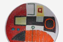 Italian mid century ceramics