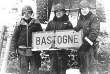 Battle of the Bulge Top Brass / The most important or high-ranking military leaders.