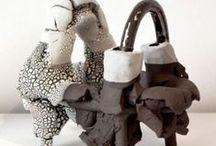 Ceramics / Unusual and creative ceramic designs