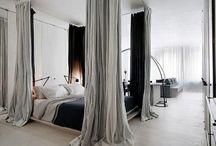 Curtain ideas / Esimerkkejä verhosysteemeistä
