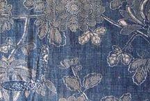 Galerie h fabrics / Collection privée et épinglage