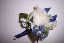Corsage/Boutonniere/Pins / by Sherlee E