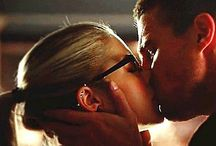 Arrow / Oliver and Felicity