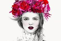 AN ILLUSTRATED LIFE / The world as told by sketches and doodles   #illustration #art #fashionillustrations