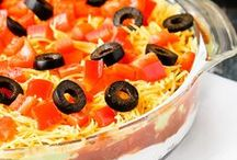 Appetizers / Appetizer recipes, dips, snacks, finger food, tailgate food, party food, football food