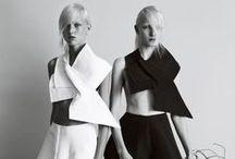 MOTR SPOTLIGHT: MONOCHROME / Monochrome fashion   / by Magpie on the Run