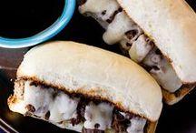 Sandwiches / Sandwich recipes, sandwiches, wraps, paninis