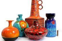 German Mid century ceramics