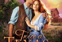 TWICE A TEXAS BRIDE - May 2015 / Book #2 of the Bachelors of Battle Creek series. Characters - Rand Sinclair and Callie Quinn. Released May 5, 2015.