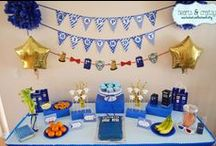 Kids Party Ideas :-P / For the child at heart when you want to celebrate and have a good time.