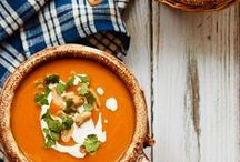 Soups, Stews and Chilis / Soup recipes, stew recipes, chili recipes, comfort food