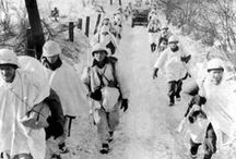 28th Infantry Division / 28th US Infantry Division during the Battle of the Bulge (Ardennes Offensive 1944-1945)