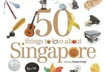 SG51 / To celebrate SG51, we bring to you some local titles that commemorate Singapore's 51-year history, roundup our local delights, promote our rojak culture and more! Happy Birthday Singapore!