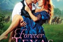 FOREVER HIS TEXAS BRIDE - Dec. 2015 / Book 3 of the Bachelors of Battle Creek series. Characters Brett Liberty and Rayna Harper. Release date December 2015