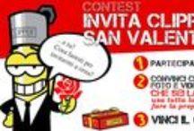 San Valentino 2015 / Tutte le foto di Clipper Italia per San Valentino 2015!