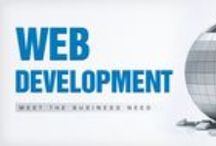 Web Development / Our Services Web Development Web Designing SEO and SMO Services Hosting Services Online Marketing Graphic Design Online Movie Marketing Web Maintenance A website is a page that contains information pertaining to a certain topic with which users can get the right service that they require by just sitting at home.