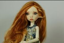 miradolls BJDs / Ball-jointed-dolls by miradolls