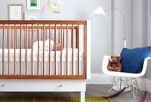 Nursery Style / Inspiration abounds for your new baby's nursery. Have fun but remember a crib mattress is the foundation for a safe sleep environment. Choose a Newton Wovenaire crib mattress and the rest takes care of itself.