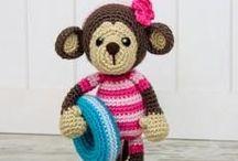 Amigurumi-Háčkované hračky / Crochet Toys