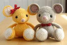 Amigurumi-Free patterns / crochet, háčkovanie