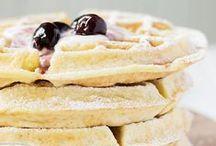 Pfannkuchen & Waffeln