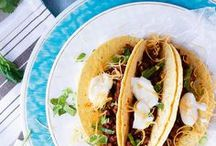 Mexican recipes / Mexican and Southwest recipes