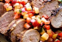 Grilling Recipes / Recipes to make on the grill or BBQ