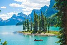 O, Kanada! / Mietwagen - Magnificent tours in Canada run to the land of beauty.